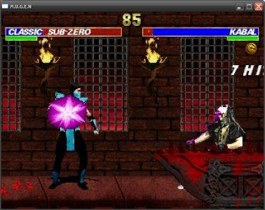 Mortal Kombat Project screenshot 3