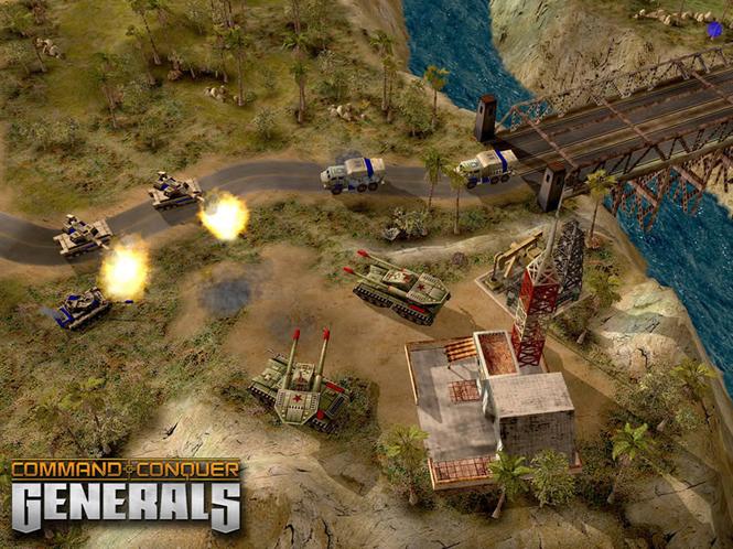 Command & Conquer Generals Screenshot 2