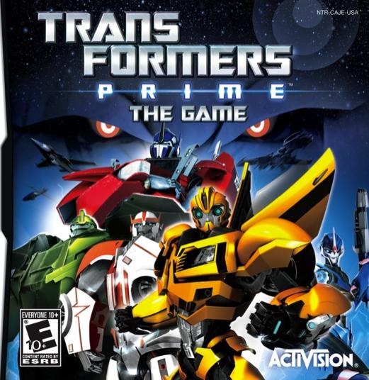 Transformers Prime Pc Games Download Free