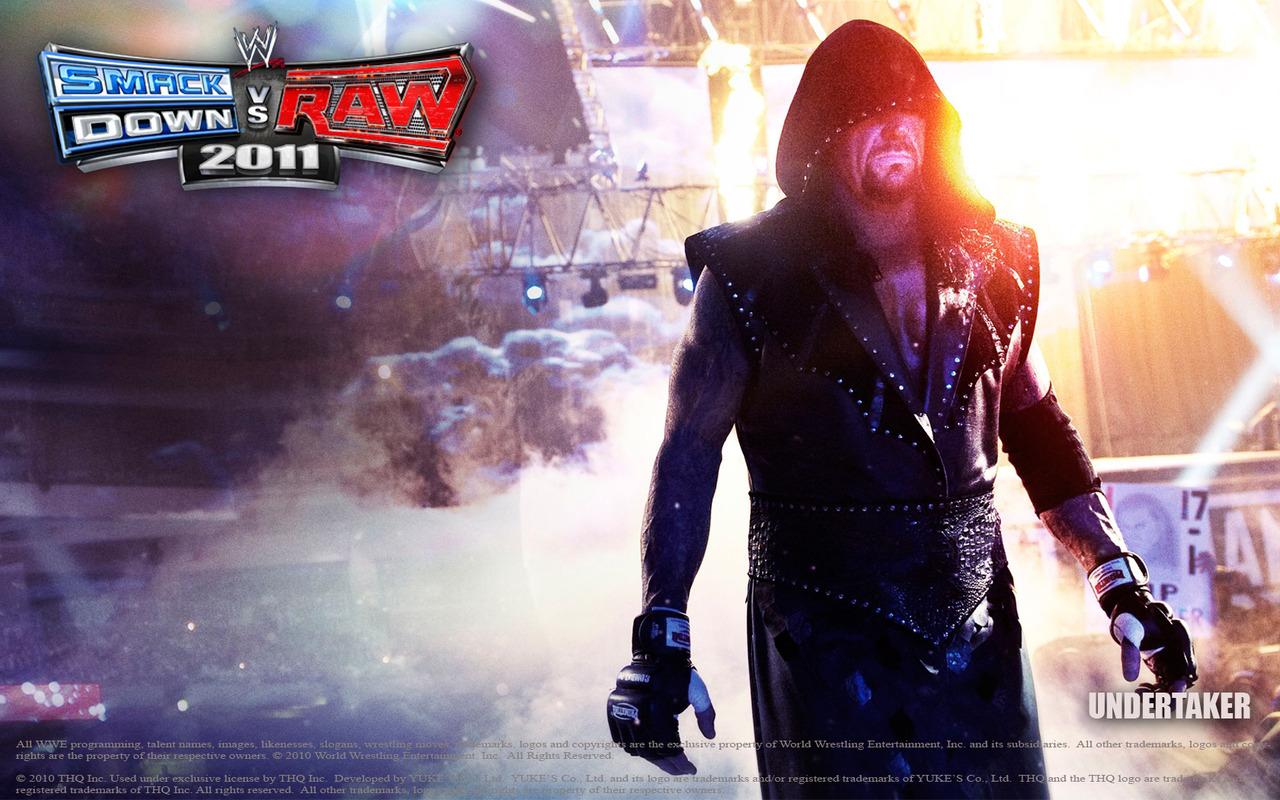 WWE Smackdown Vs Raw 2011 free