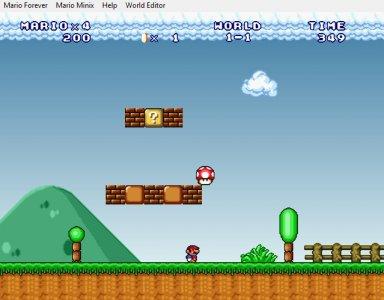 Super Mario 3: Mario Forever screenshot 2