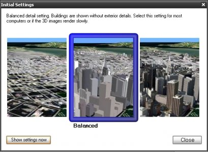 Microsoft Virtual Earth 3D screenshot 1