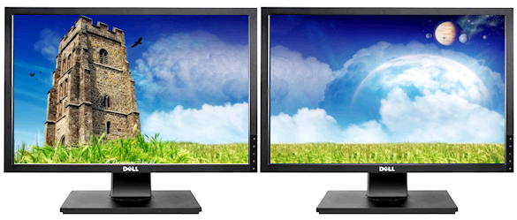 Bionix Desktop Wallpaper Changer-Dual monitor desktop wallpaper changer