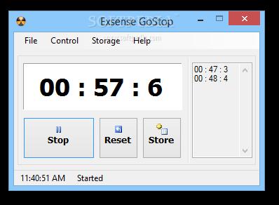 GoStop 1.1.30.19 sreenshot