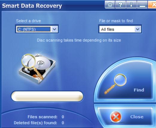 Smart Data Recovery kullanımı hakkında bilgi