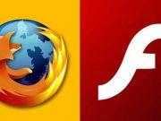 Mozilla Firefox için Adobe Flash Player desteği sona eriyor